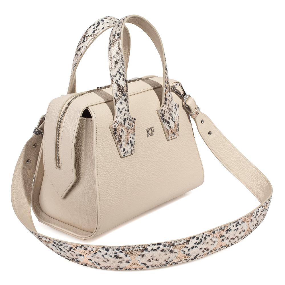 Жіноча шкіряна сумка Inga KF-4206-1