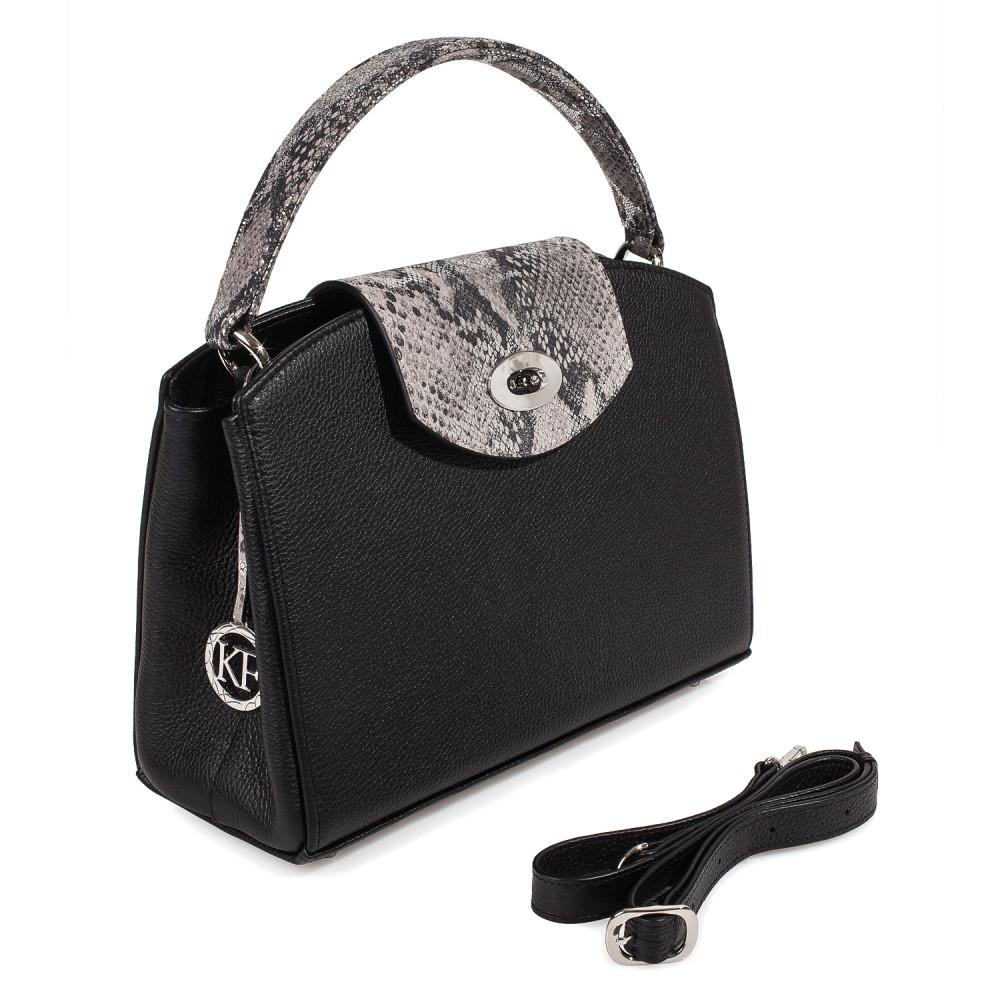 Жіноча шкіряна сумка Margo KF-4207-