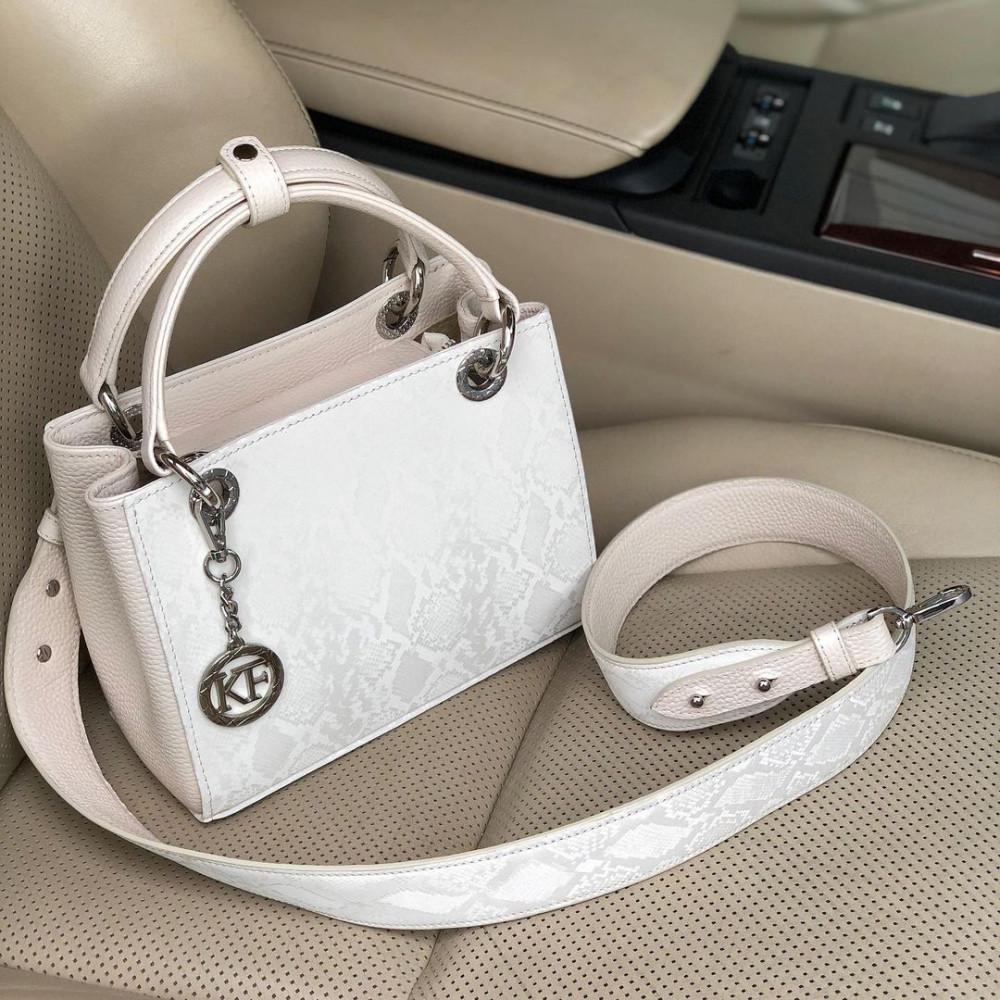 Жіноча шкіряна сумка Vera S KF-4301