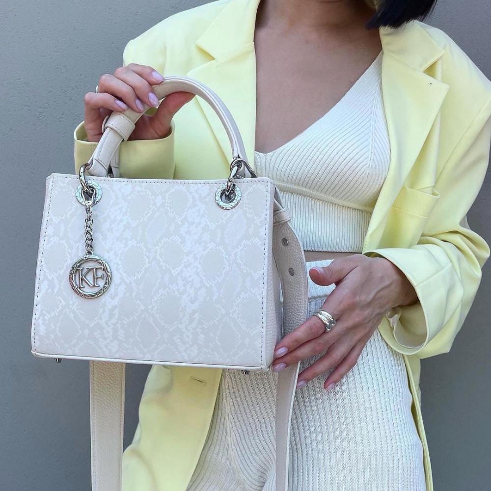 Жіноча шкіряна сумка Vera S KF-4301-7