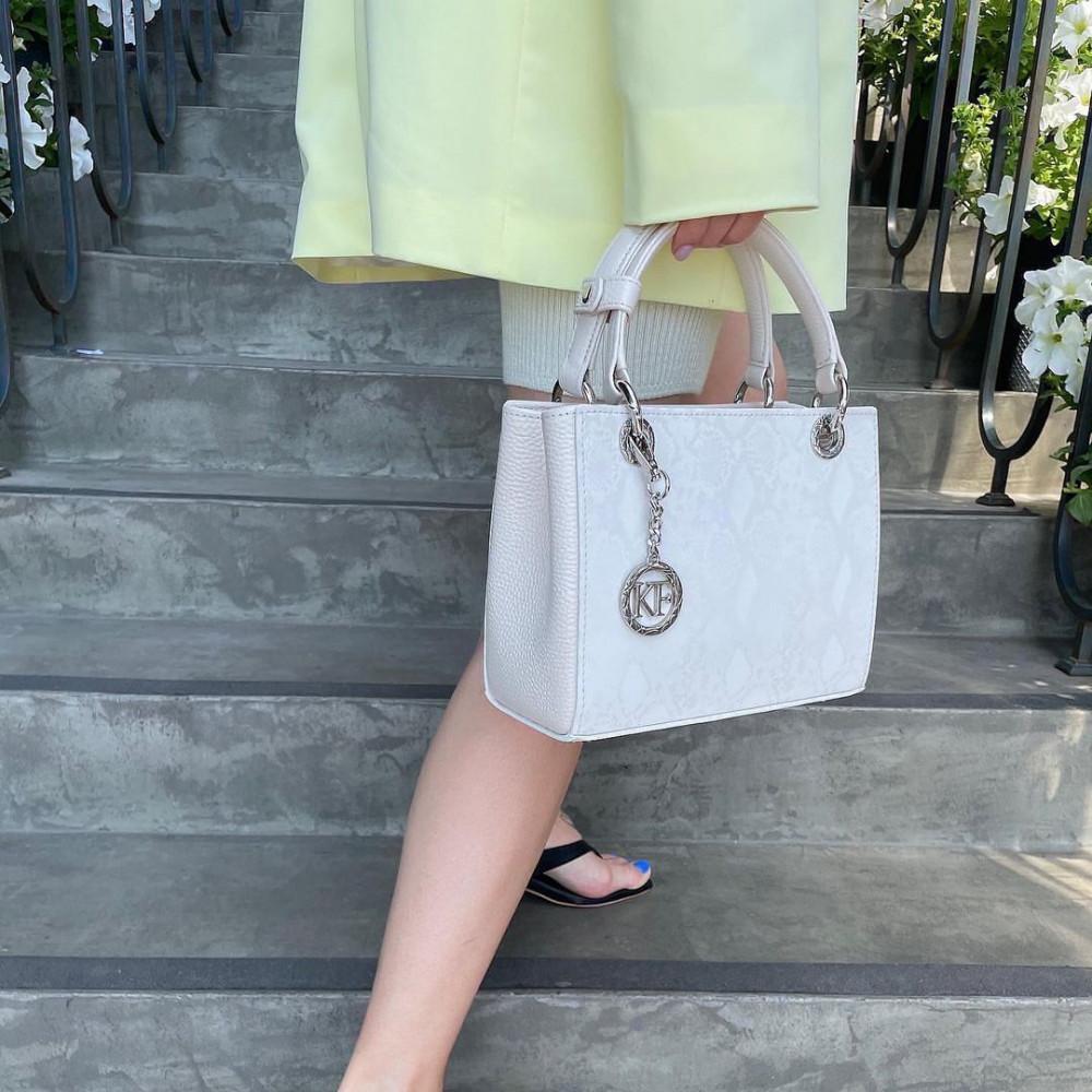 Жіноча шкіряна сумка Vera S KF-4301-9