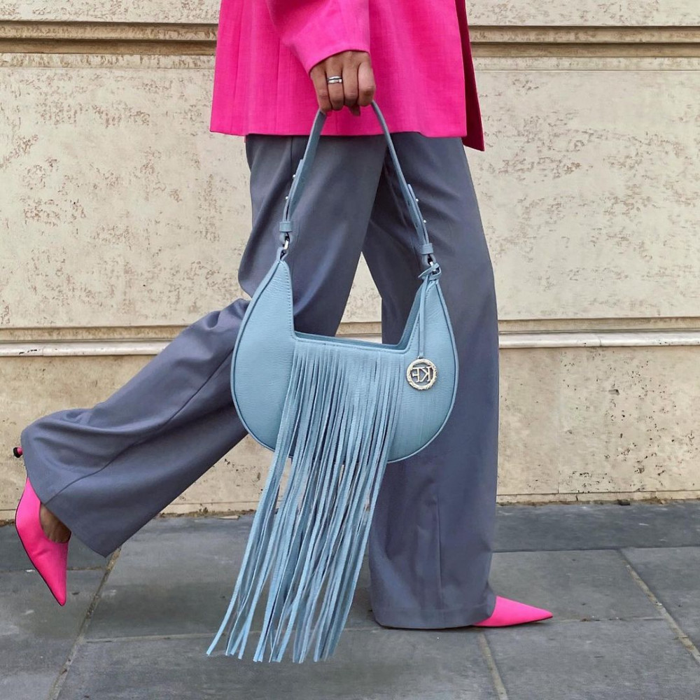 Women's leather bag Moonlight KF-4312
