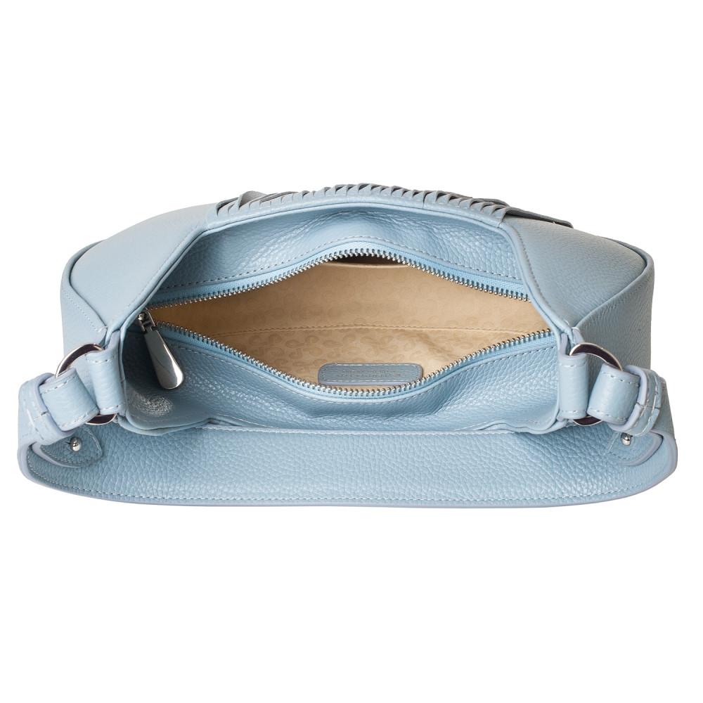 Жіноча шкіряна сумка Moonlight KF-4312-4