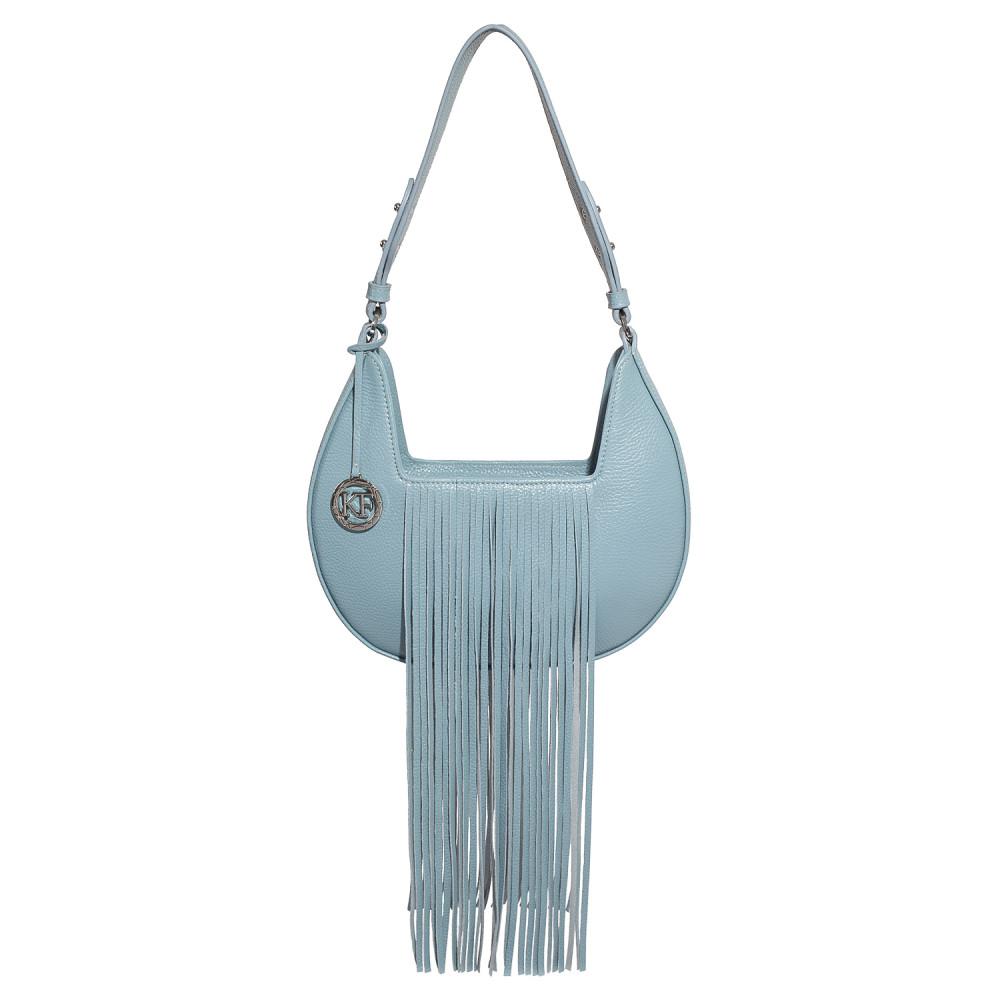 Жіноча шкіряна сумка Moonlight KF-4312-1