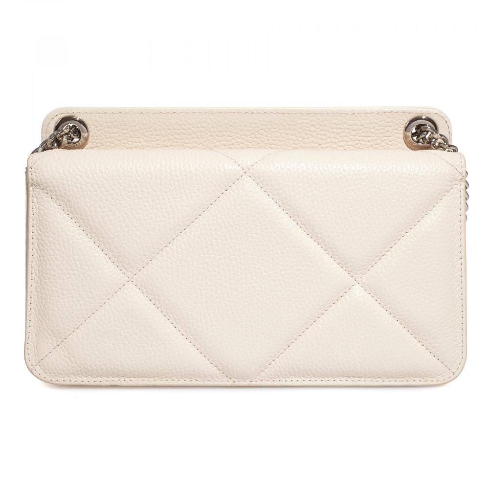 Жіноча шкіряна сумка на ланцюжку Elvira M KF-4321-5