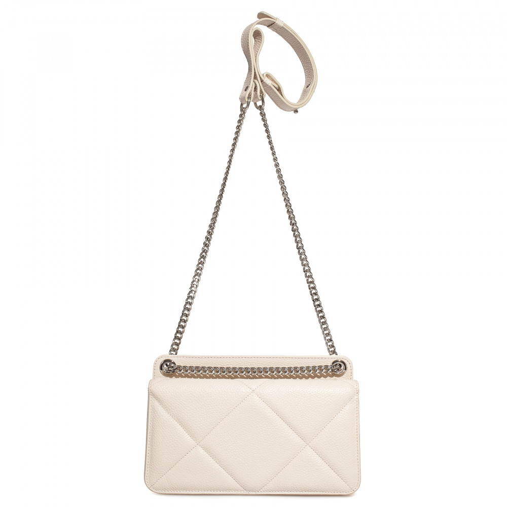 Жіноча шкіряна сумка на ланцюжку Elvira M KF-4321-2