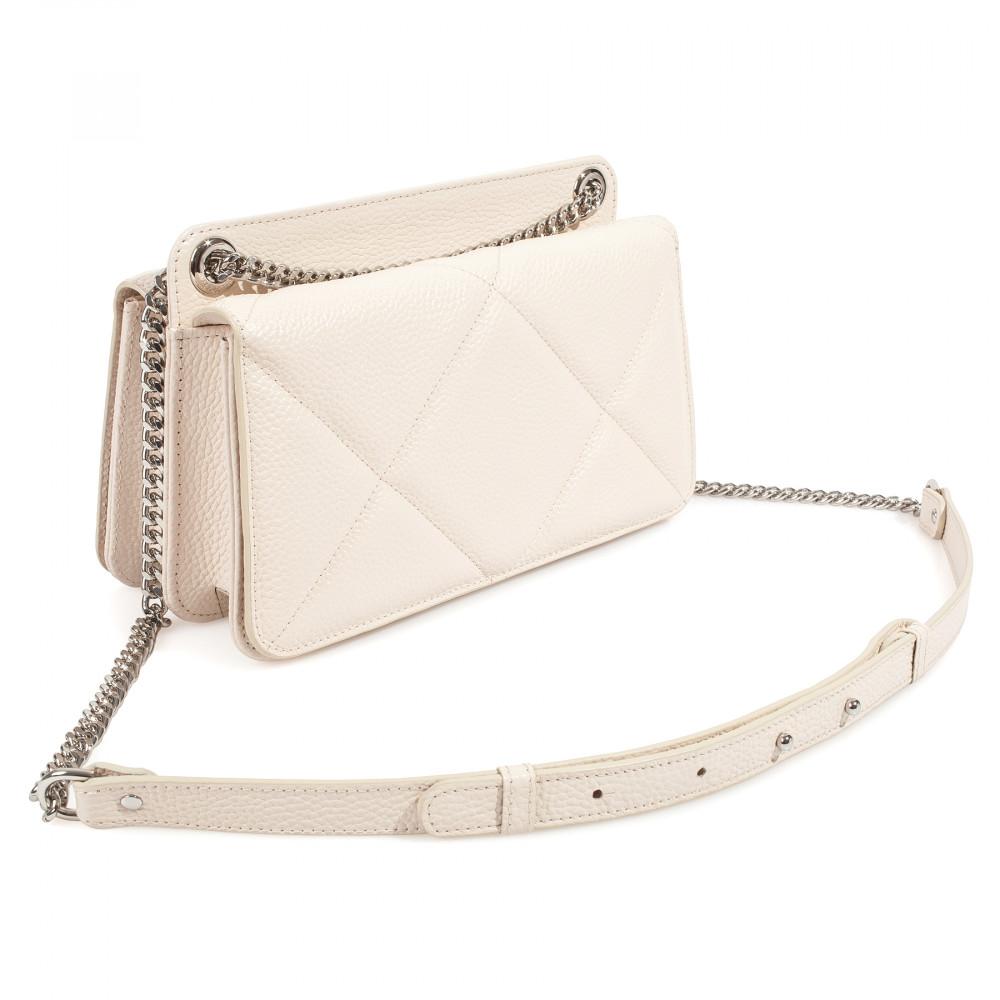 Жіноча шкіряна сумка на ланцюжку Elvira M KF-4321-3