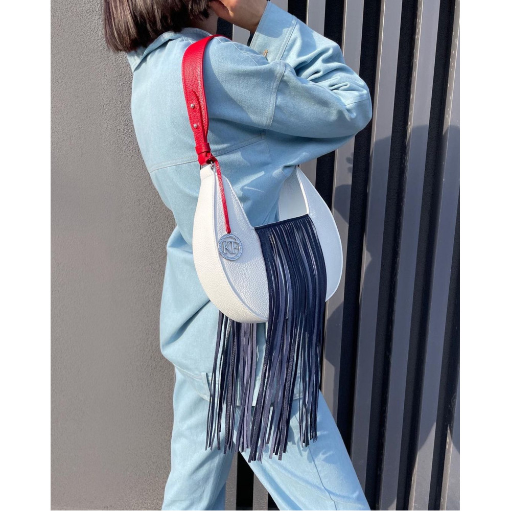 Women's leather bag Moonlight KF-4333