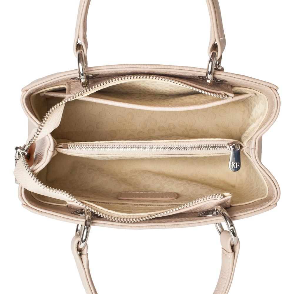 Жіноча шкіряна сумка Vera S KF-4373-6