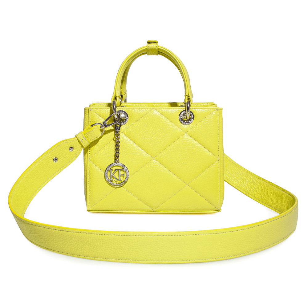 Жіноча шкіряна сумка Vera S KF-4374-1