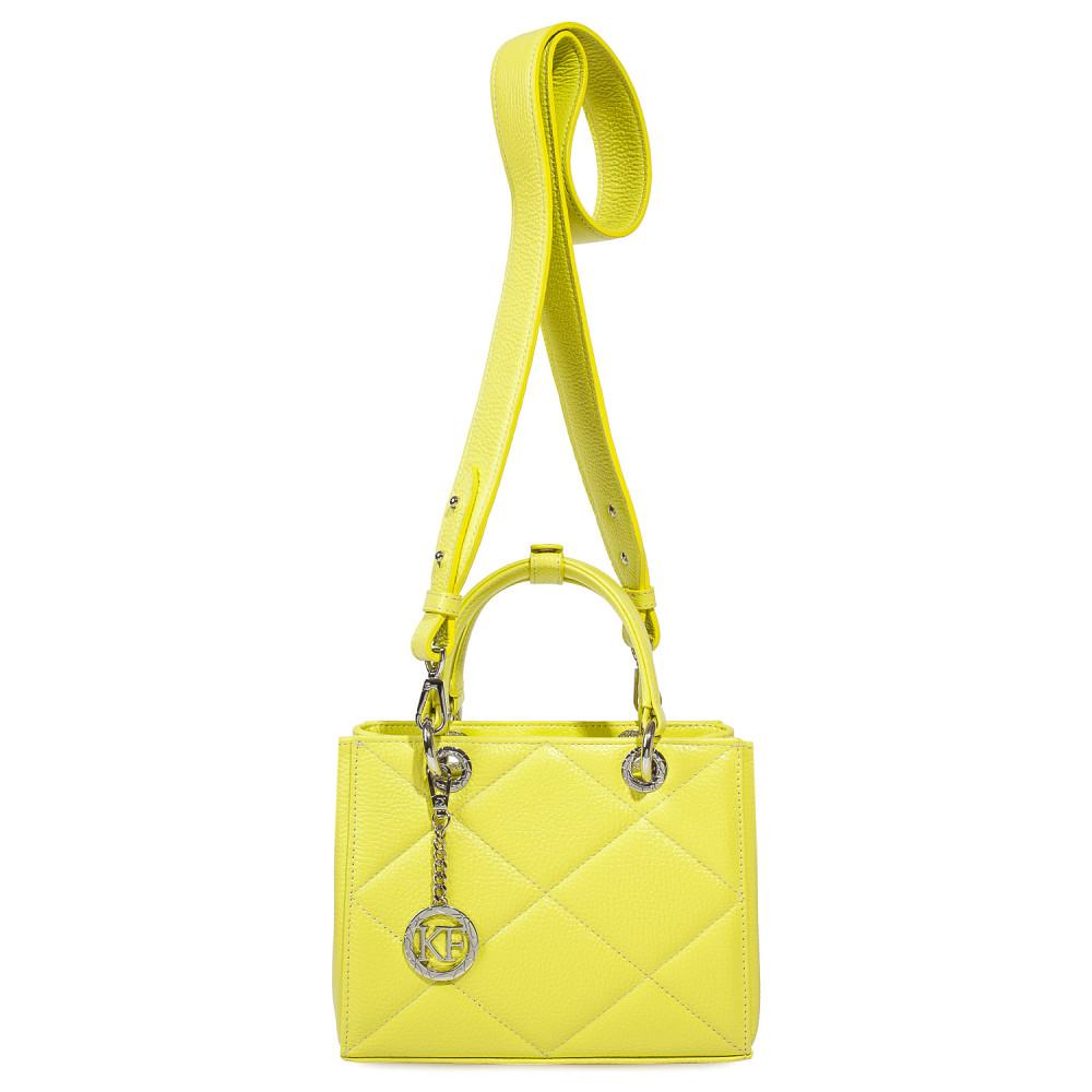 Жіноча шкіряна сумка Vera S KF-4374-4