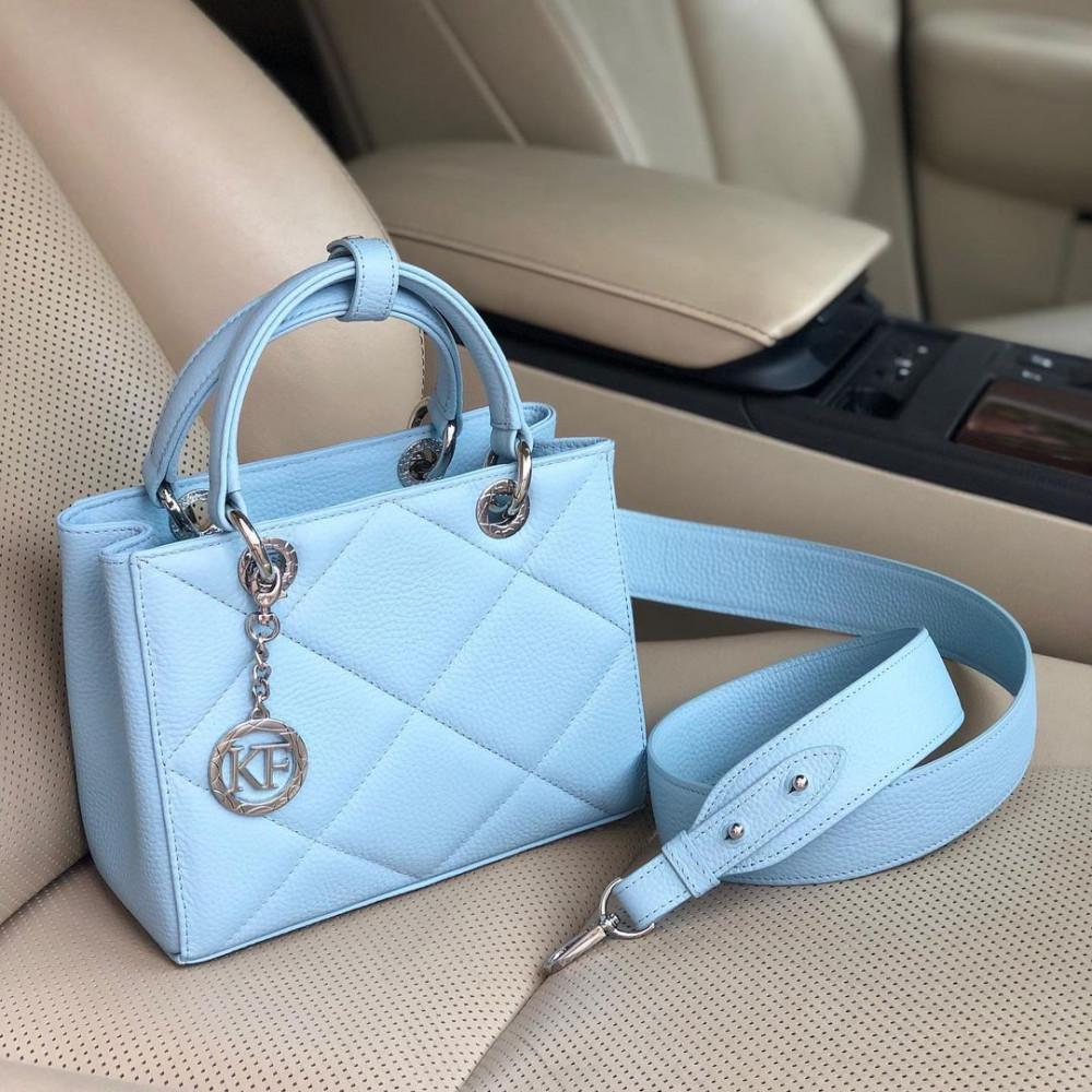 Жіноча шкіряна сумка Vera S KF-4403