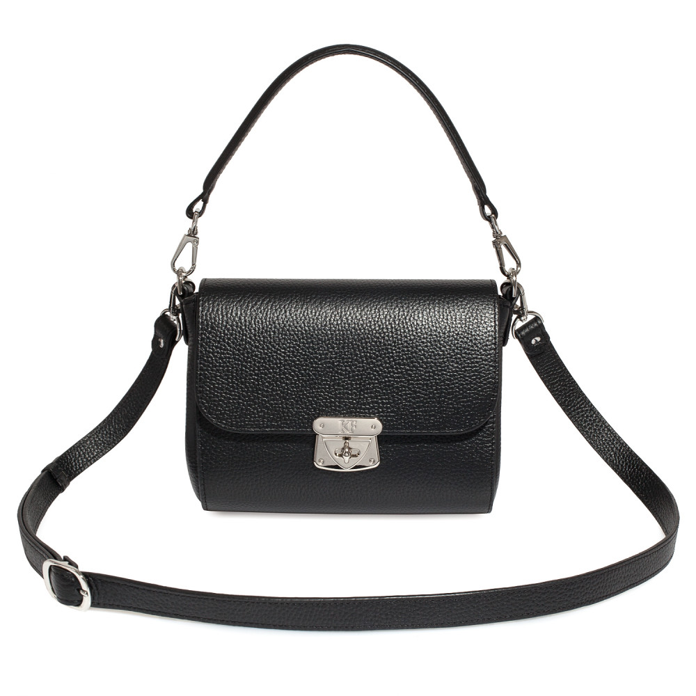 Жіноча шкіряна сумка кросс-боді Prima S KF-4422-
