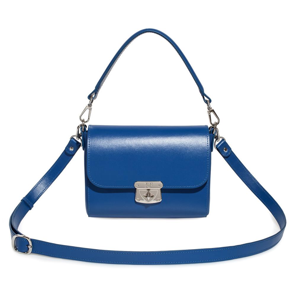 Жіноча шкіряна сумка кросс-боді Prima S KF-4423-