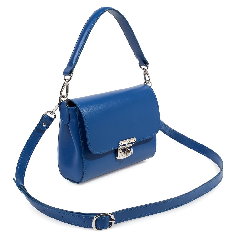 Жіноча шкіряна сумка кросс-боді Prima S KF-4423-1