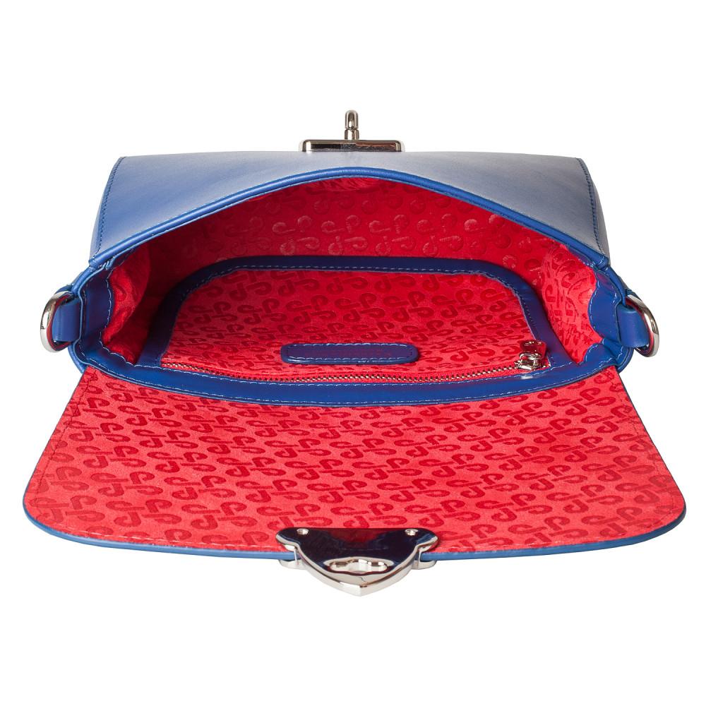 Жіноча шкіряна сумка кросс-боді Prima S KF-4423-3