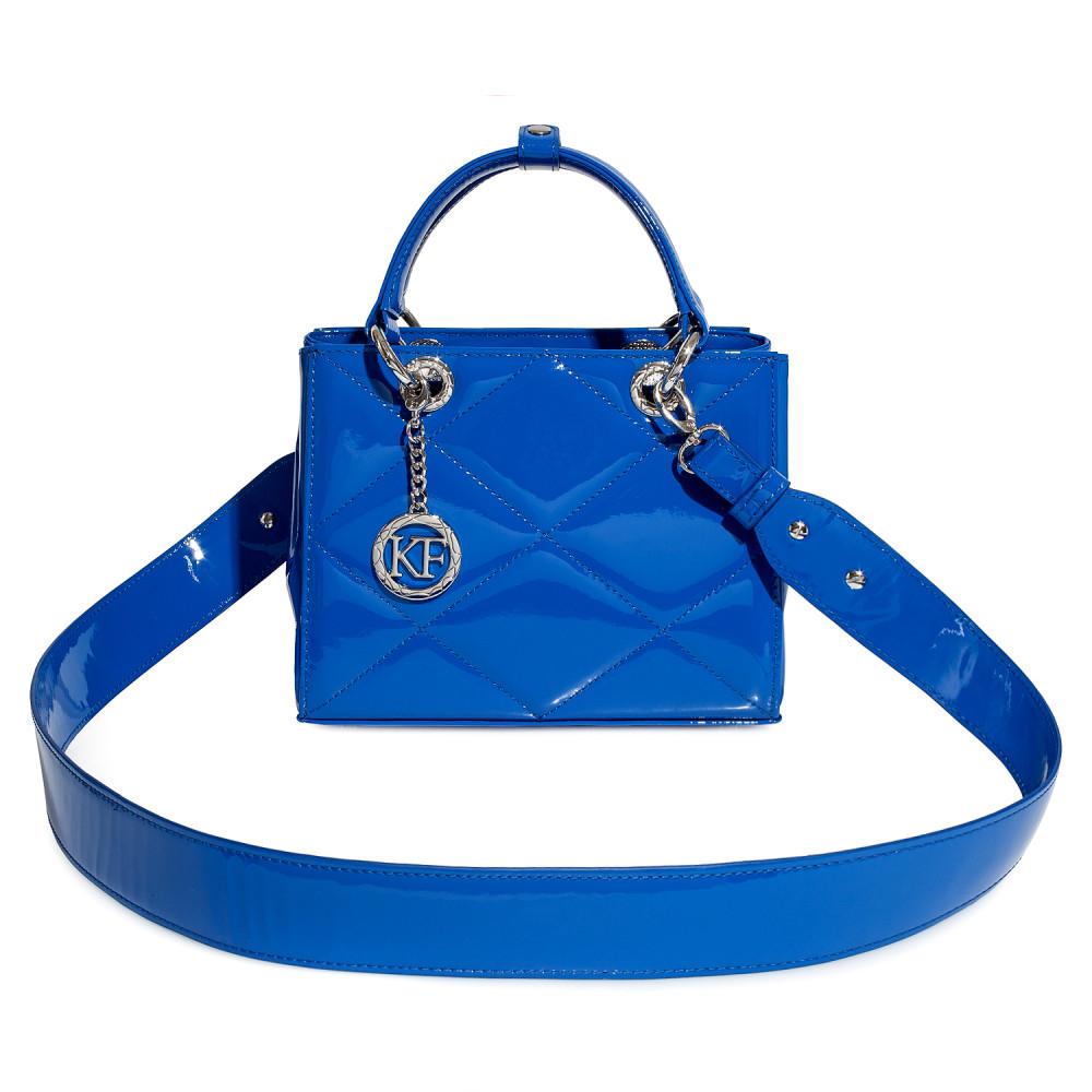 Жіноча шкіряна сумка Vera S KF-4456