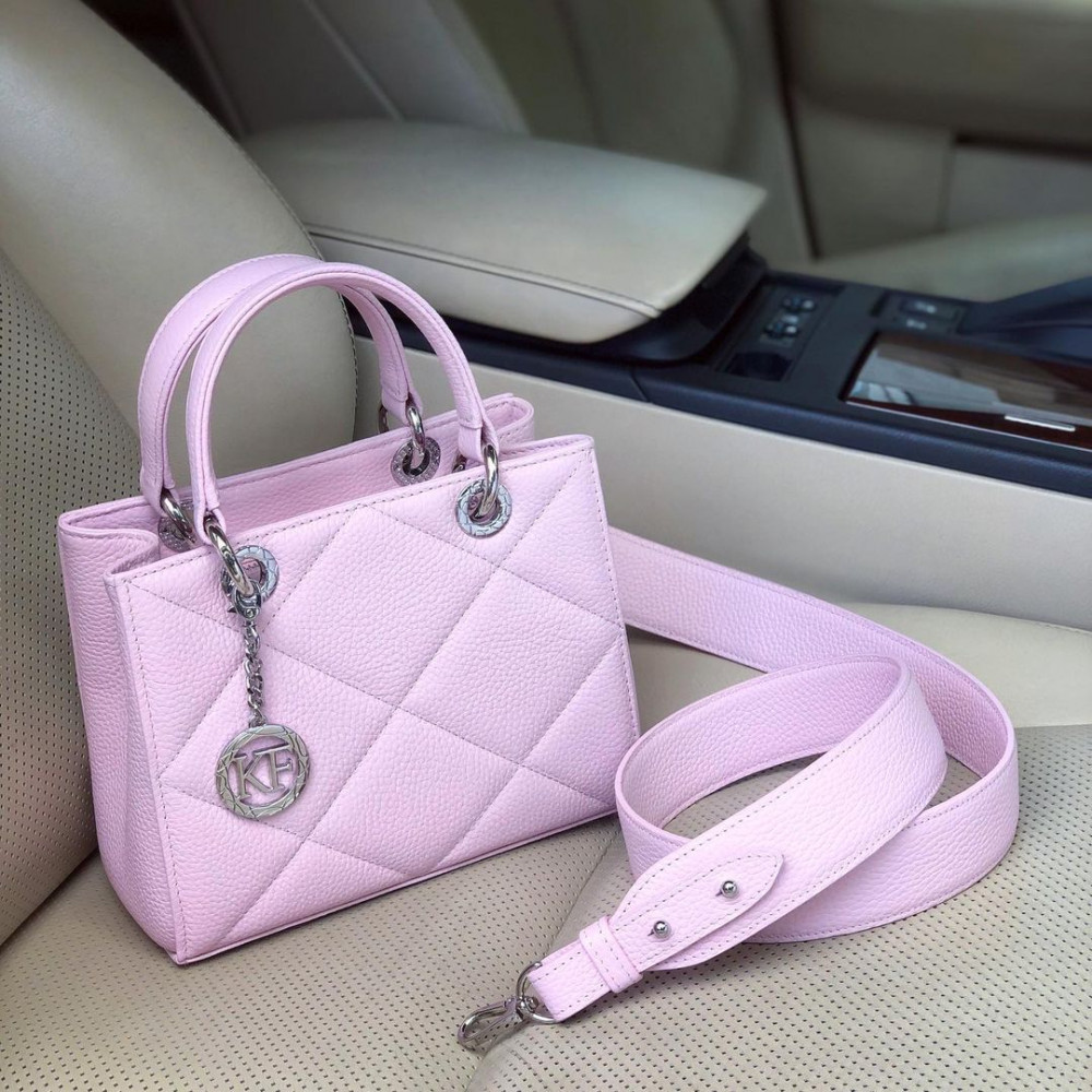 Жіноча шкіряна сумка Vera S KF-4465