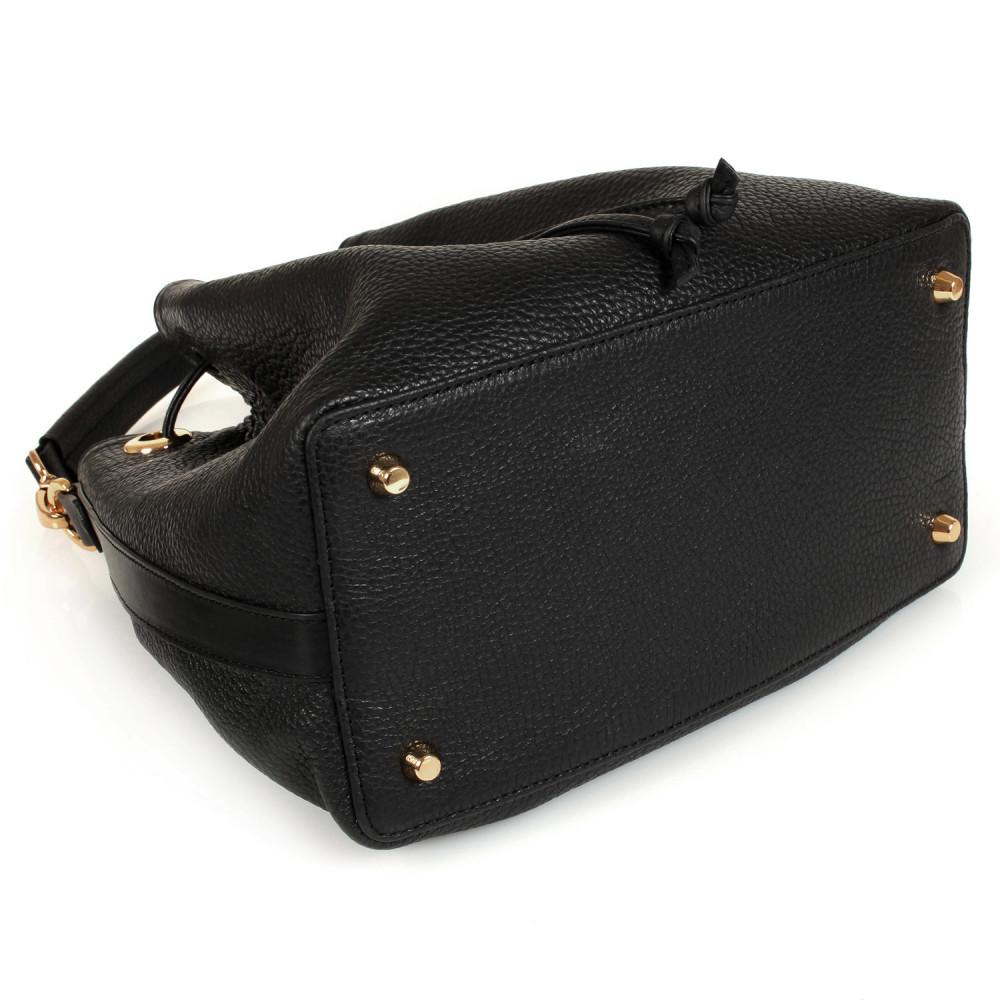 Жіноча шкіряна сумка-мішок Хобо Sonya KF-447-5