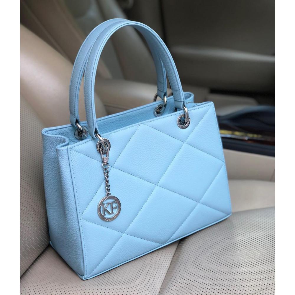 Жіноча шкіряна сумка  Vera M KF-4474