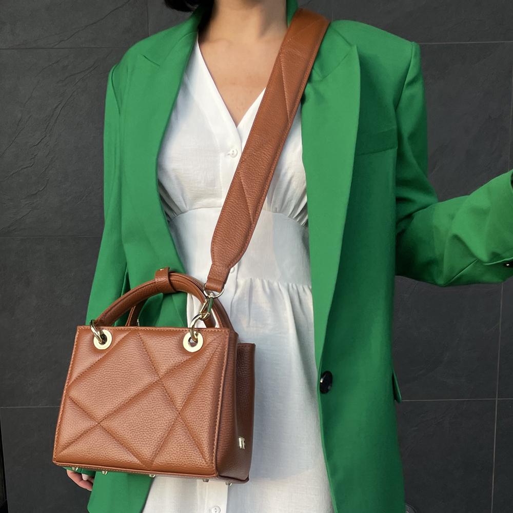 Жіноча шкіряна сумка Vera S KF-4480