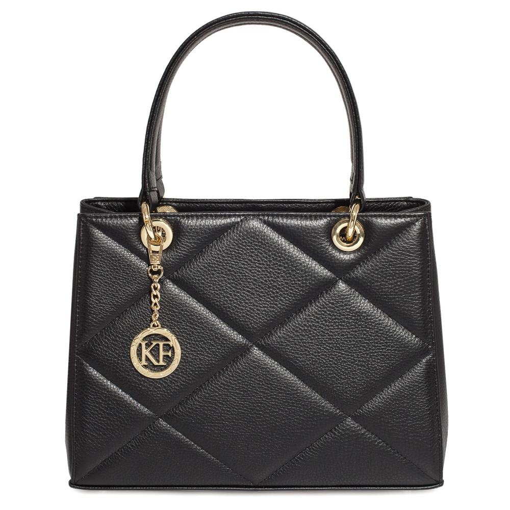 Жіноча шкіряна сумка Vera M KF-4482