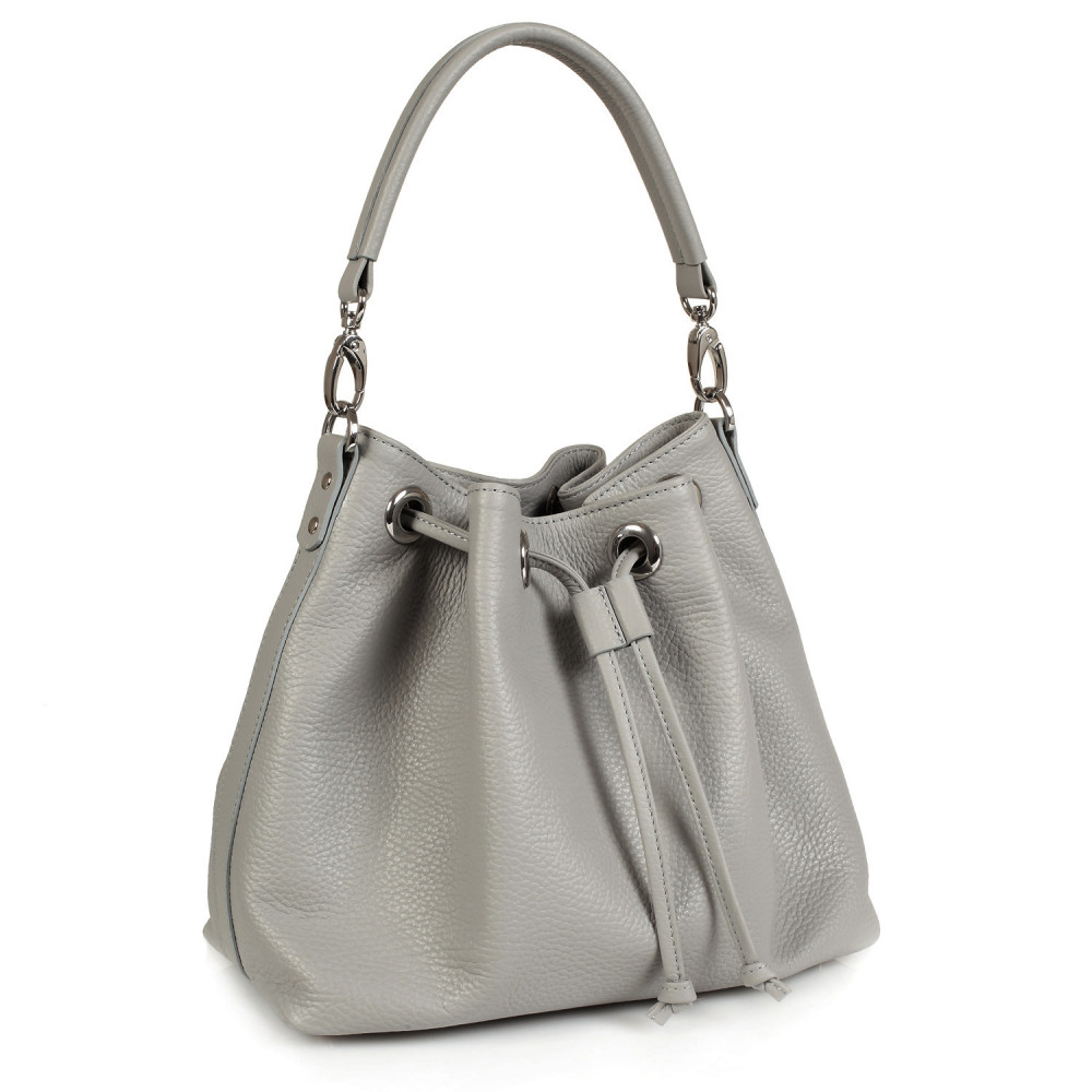 Women's leather Hobo bag Sonya KF-449-1