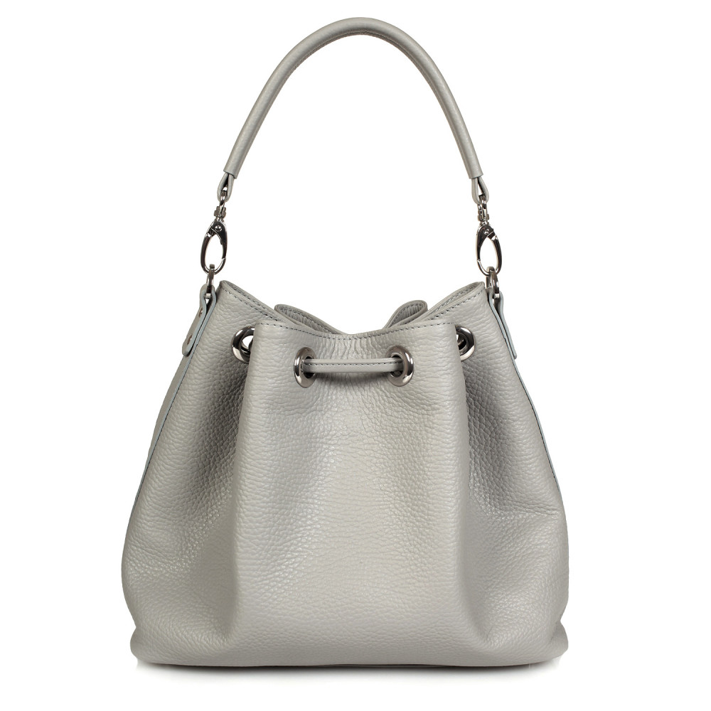 Women's leather Hobo bag Sonya KF-449-2