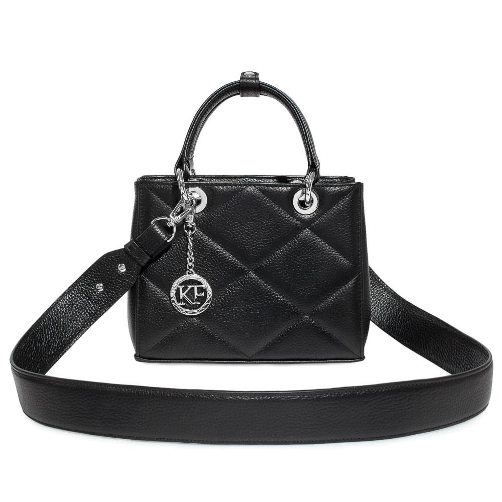 Жіноча шкіряна сумка Vera S KF-4504-