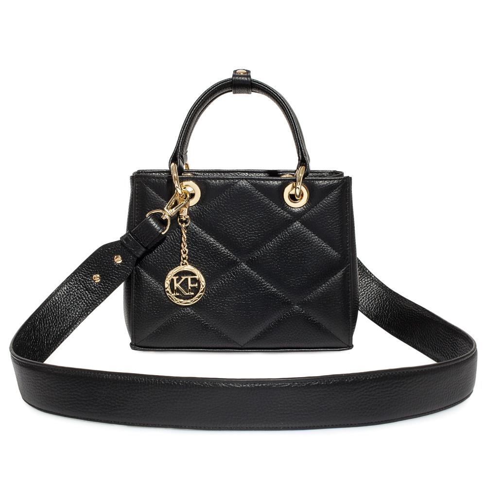 Жіноча шкіряна сумка Vera S KF-4505