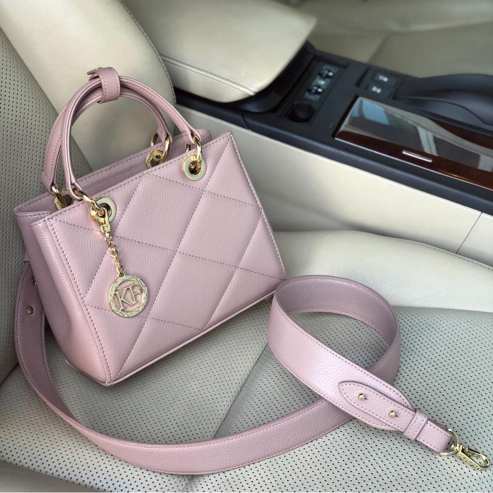 Жіноча шкіряна сумка Vera S KF-4578