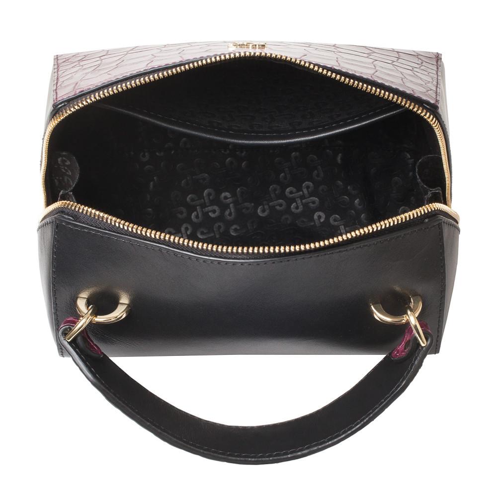 Жіноча шкіряна сумка Elegance KF-4585-5