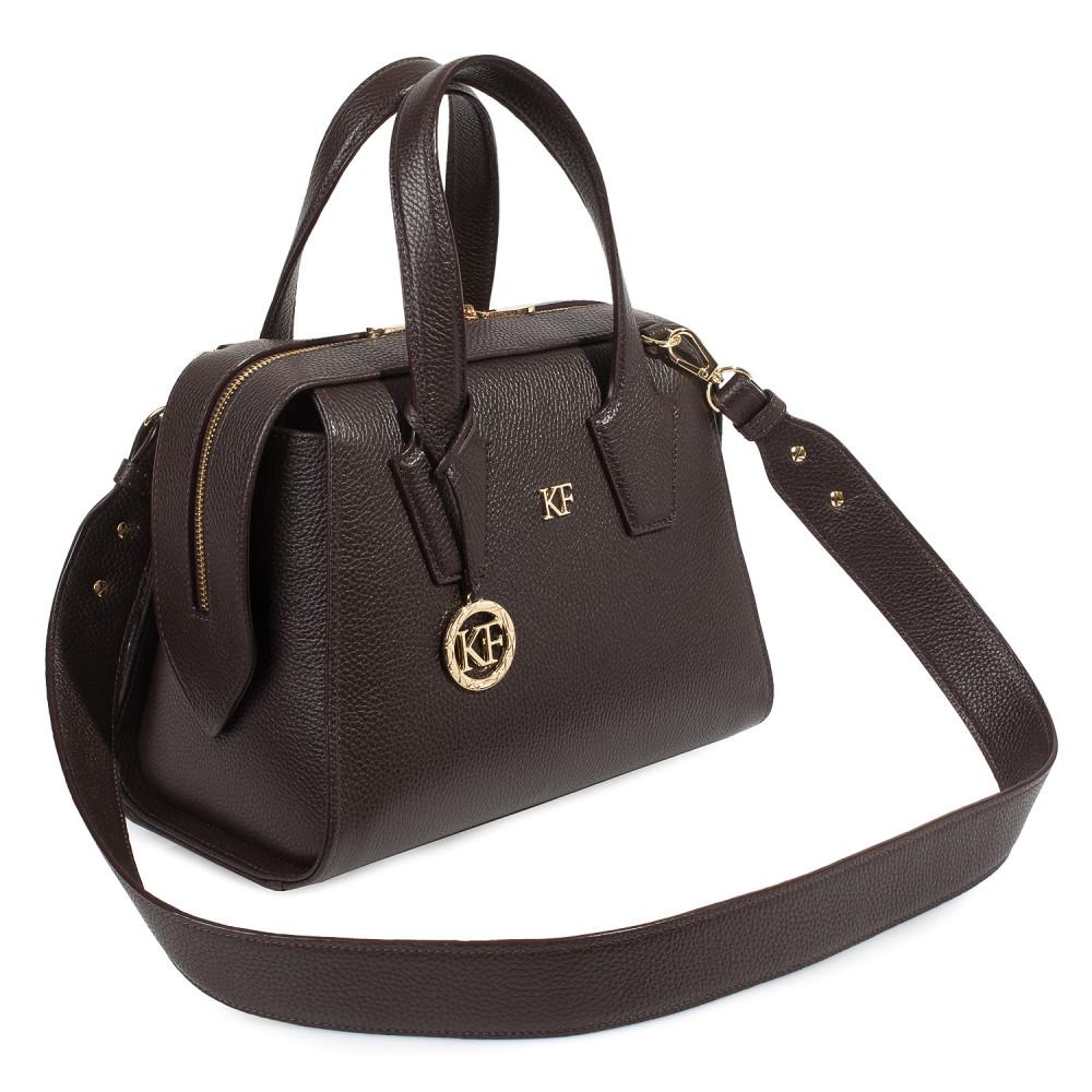 Жіноча шкіряна сумка Inga KF-4594-1