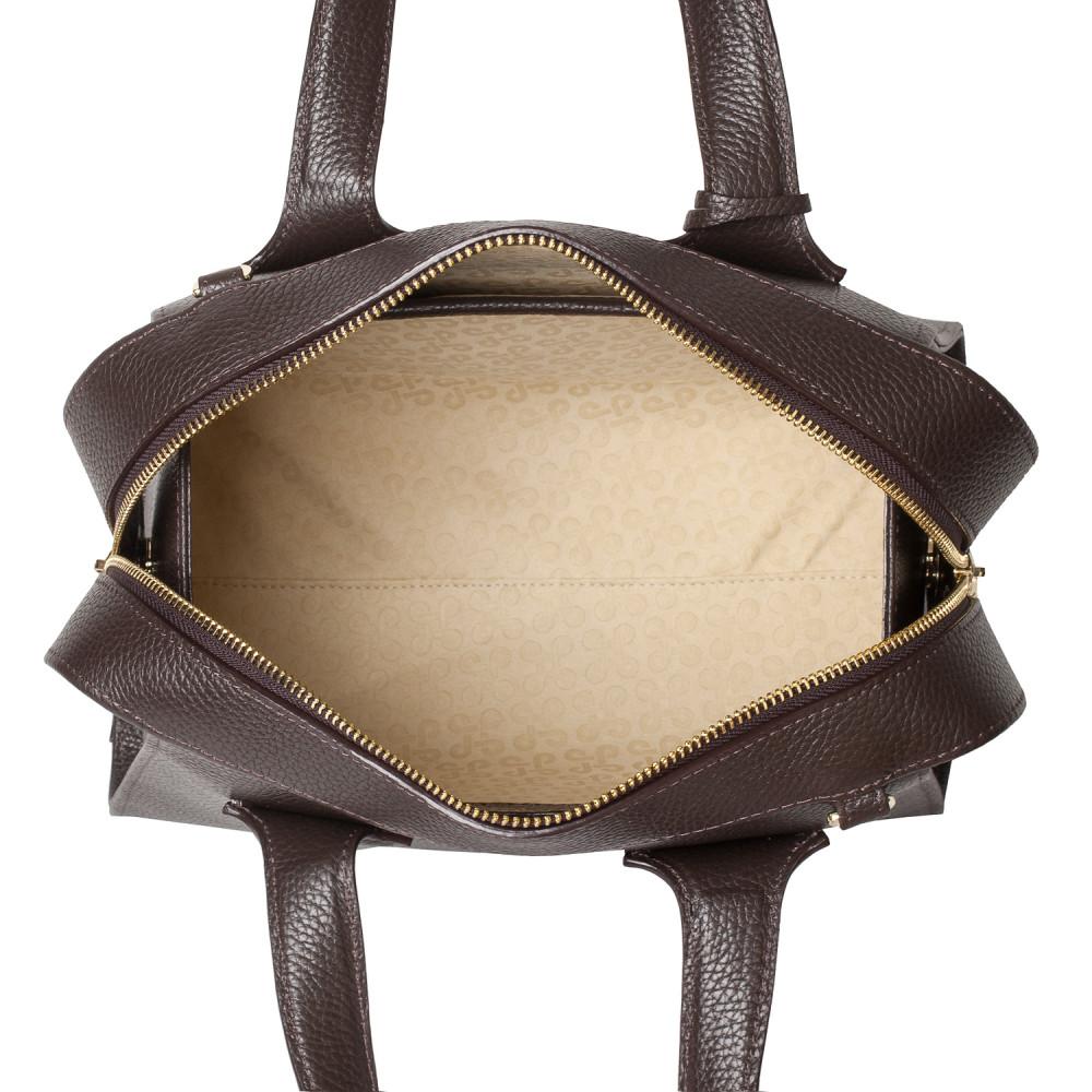 Жіноча шкіряна сумка Inga KF-4594-4