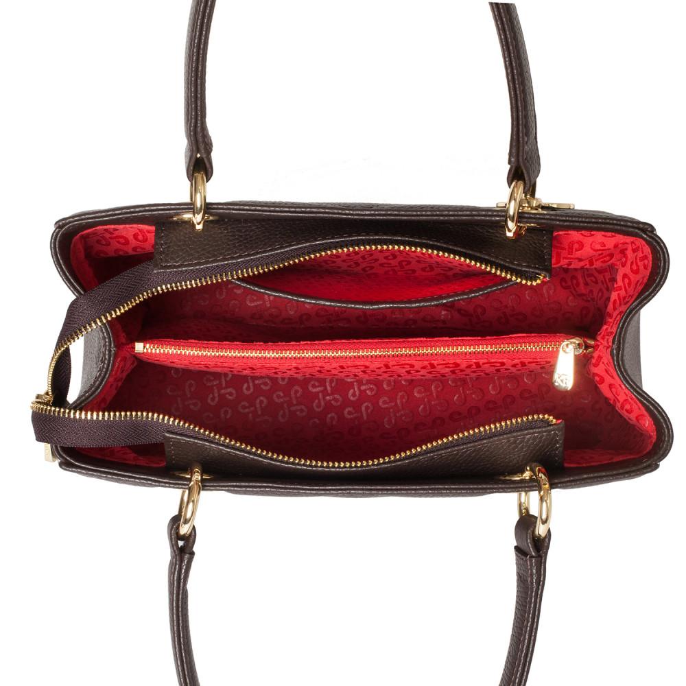 Жіноча шкіряна сумка  Vera M KF-4602-8