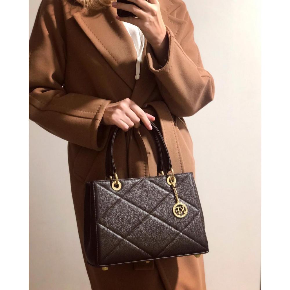 Жіноча шкіряна сумка  Vera M KF-4602-7