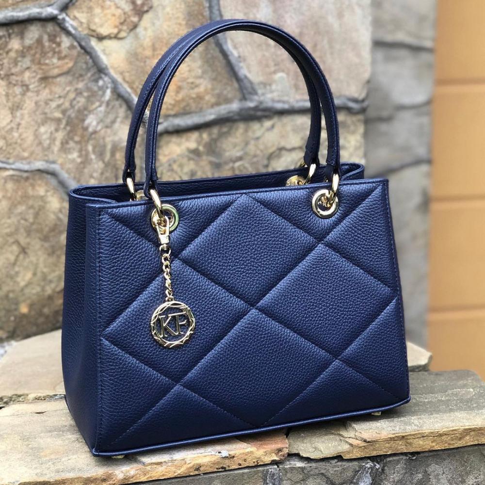 Жіноча шкіряна сумка  Vera M KF-4603-