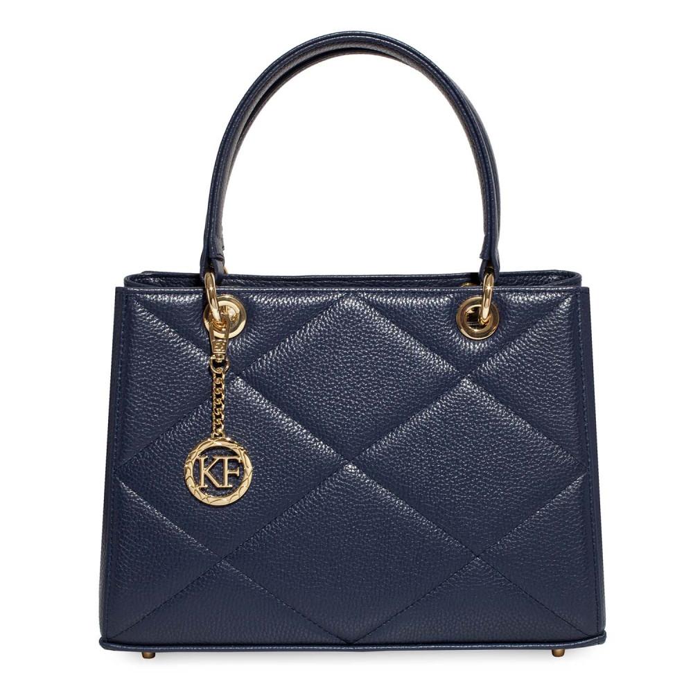 Жіноча шкіряна сумка  Vera M KF-4603-3