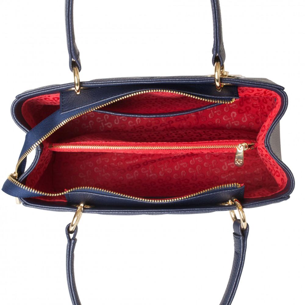 Жіноча шкіряна сумка  Vera M KF-4603-4