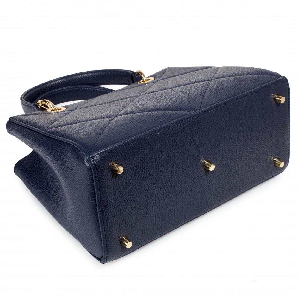 Жіноча шкіряна сумка  Vera M KF-4603-5