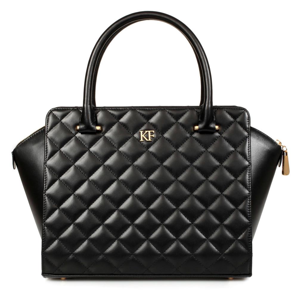 Жіноча шкіряна сумка Elza KF-484-