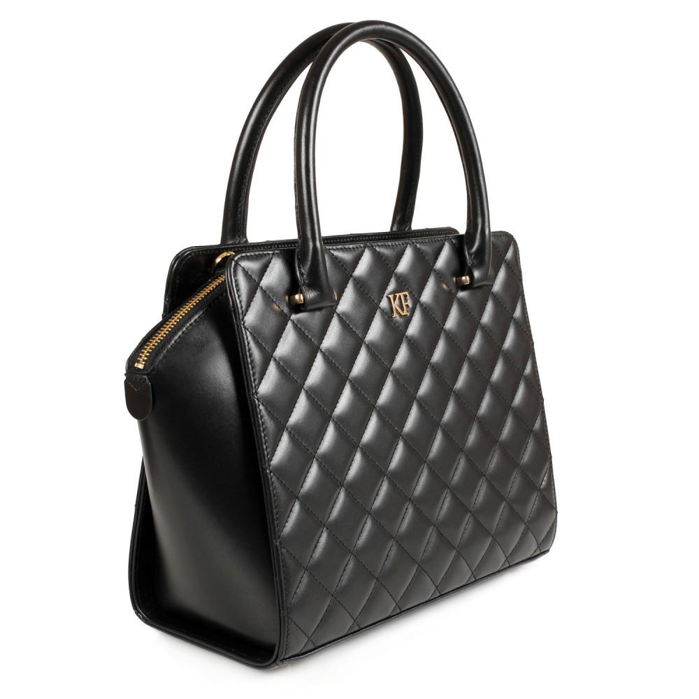 Жіноча шкіряна сумка Elza KF-484-1