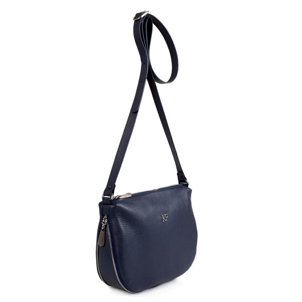 Жіноча шкіряна сумка кросс-боді Mia KF-492