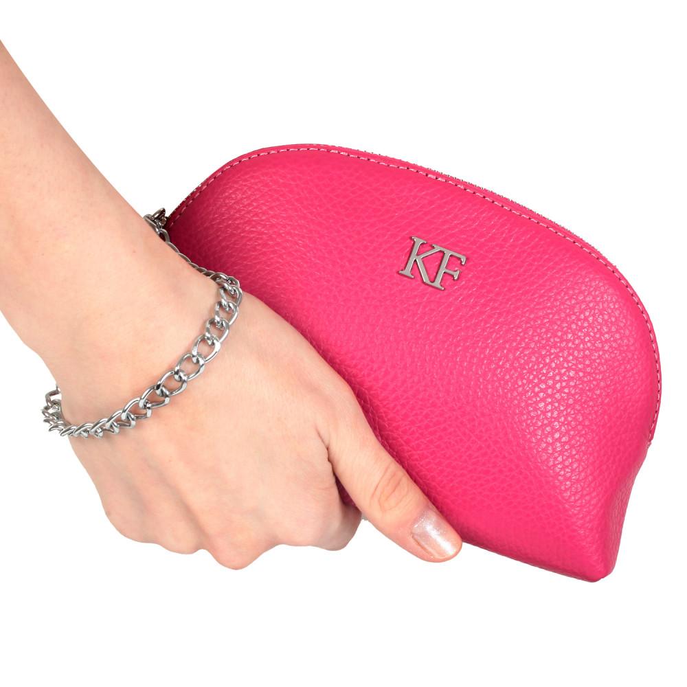 Women's leather clutch  bag Ksusha KF-502-