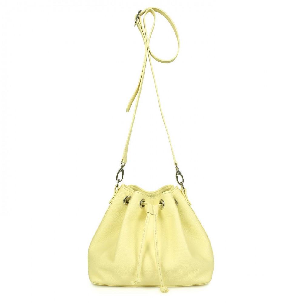 Жіноча шкіряна сумка-мішок Хобо Sonya KF-532-2