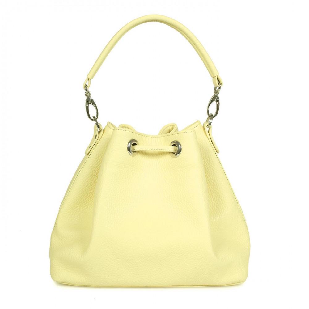 Жіноча шкіряна сумка-мішок Хобо Sonya KF-532-3