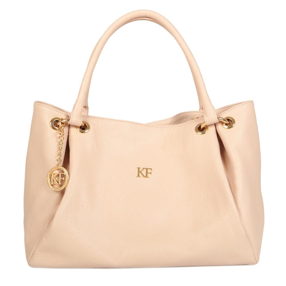Women's leather Hobo bag Irina KF-562-