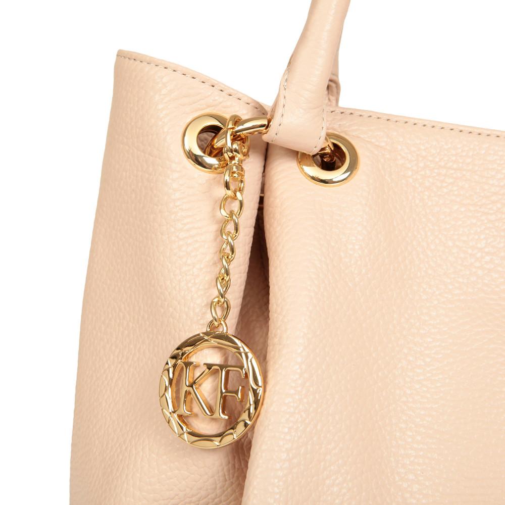 Women's leather Hobo bag Irina KF-562-1