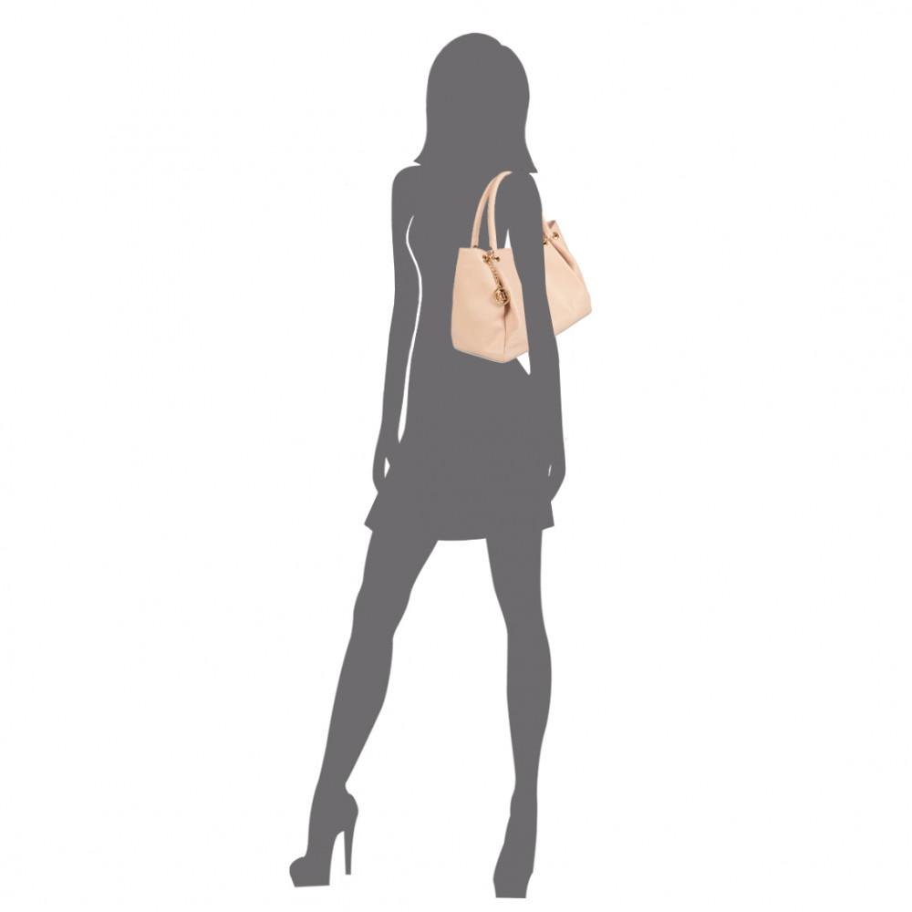 Women's leather Hobo bag Irina KF-562-3
