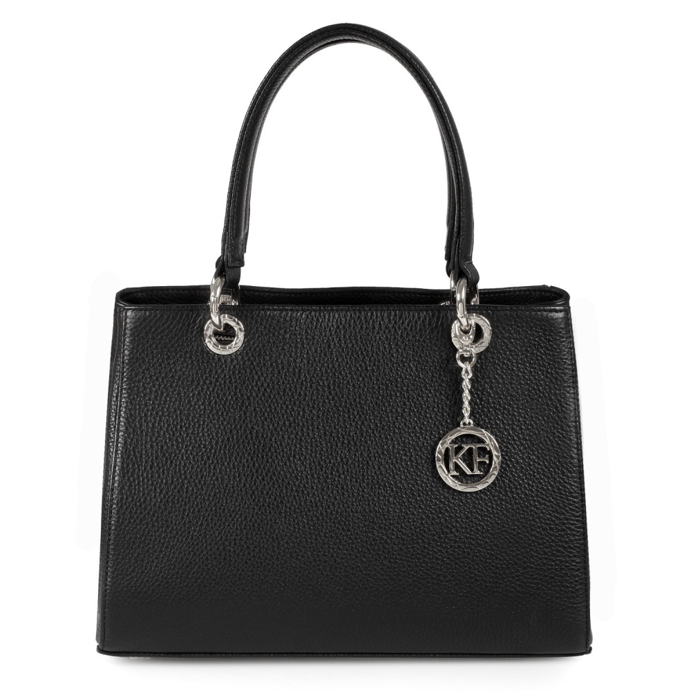 Жіноча шкіряна сумка Vera M KF-822